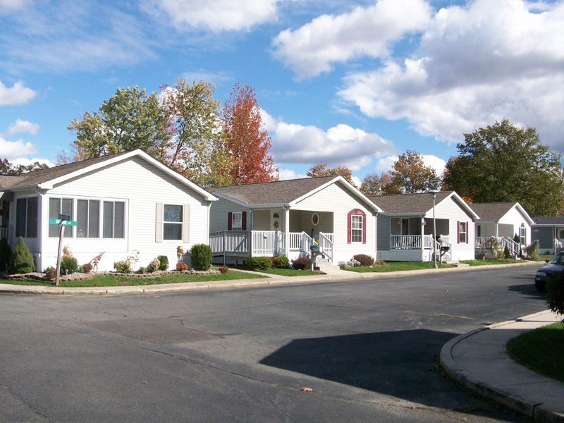 Shady Rest Mobile Home Community A